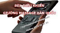 Sửa điều khiển giường massage Hàn Quốc
