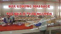 Sửa giường massage ở Thái Nguyên