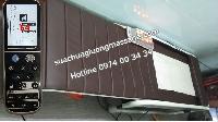 Lỗi E4 E5 E6 E7 E8 E11 H84 của giường massage Hàn Quốc