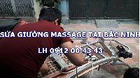 Sửa giường massage tại Bắc Ninh